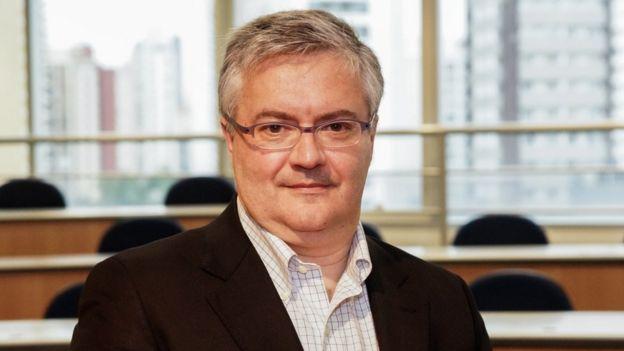 Professor Ricardo Rocha