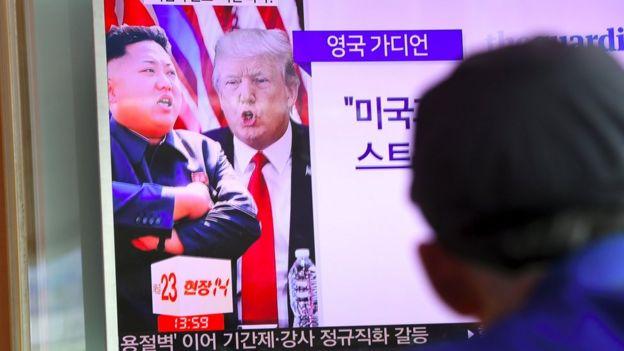 Quan hệ Mỹ - Bắc Hàn