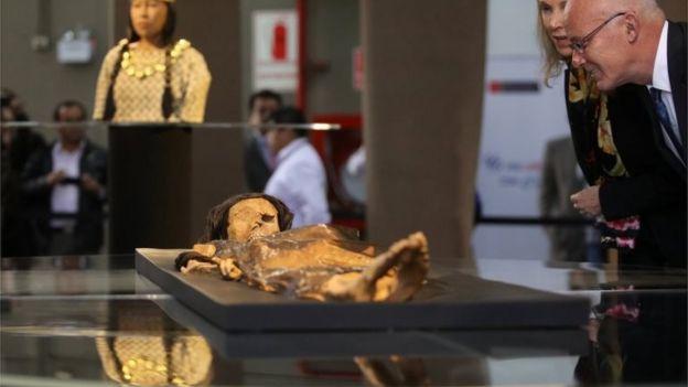 Múmia da Senhora do Cao