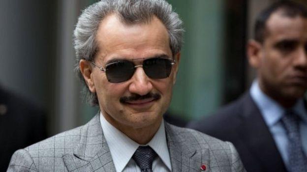 بن طلال که دیشب بازداشت شد از سرمایهگذاران خصوصی مهم در آمریکا و اروپا است