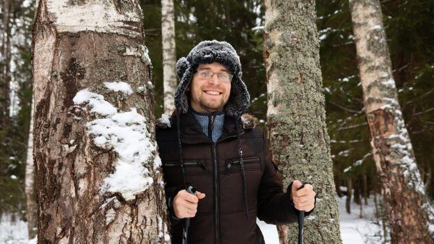 Hombre noruego