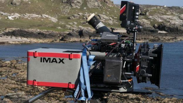 Imax camera