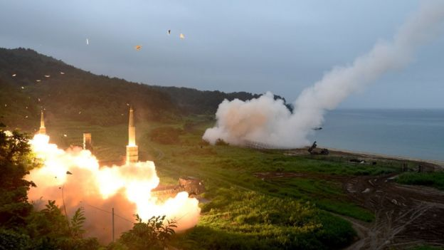 Image result for North Korea says missile test shows all US within range