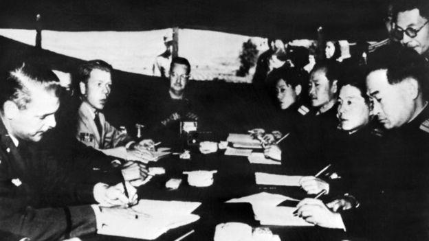 negociações para acordo de paz