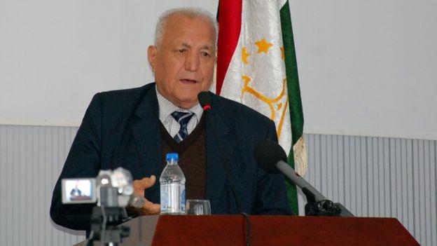 اصلالدین قمرزاده، استاد دانشگاه دولتی سمرقند