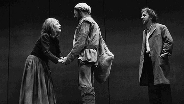 Gene Wilder in Mother Courage and Her Children