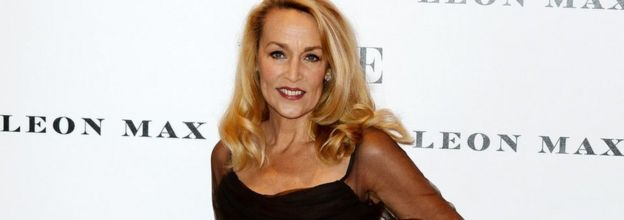 jerry hall style