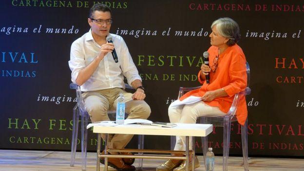 Alejandro Gaviria. Foto: Natalia Guerrero/BBC Mundo