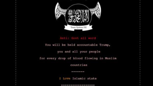 حمله هکرهای 'طرفدار داعش' به فرماندار ایالت اوهایوی آمریکا