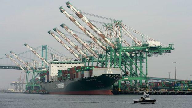 Mỹ gặp tình trạng thâm hụt mậu dịch