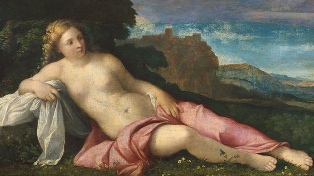 Venus in a Landscape (c 1520)  sc 1 st  BBC & Why see an exhibition of unfinished art? - BBC News islam-shia.org