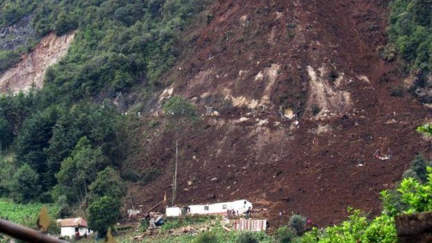 Global Landslide Catalog Export Xml