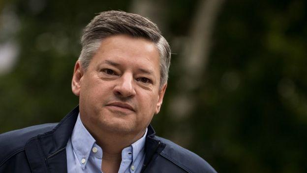 Ted Sarandos, jefe de contenido de Netflix