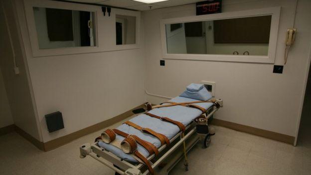Cámara de ejecuciones en Florida