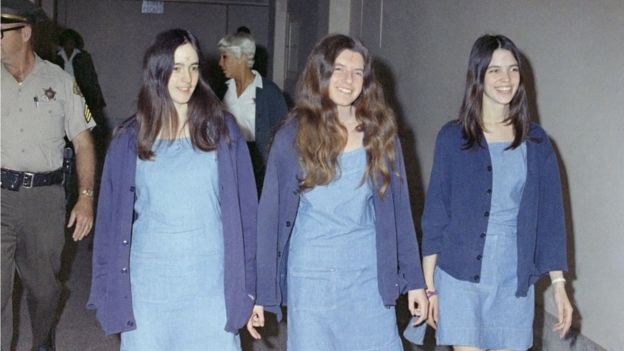 Chicas de la familia Manson