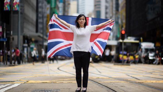 香港返英活動