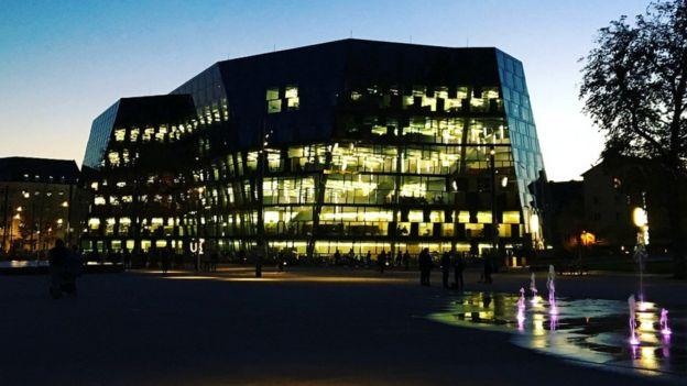 Biblioteca de la Universidad de Friburgo