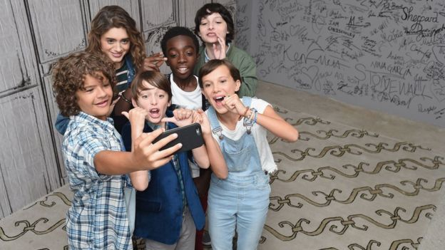 The kids of Stranger Things become overnight superstars - and helped earn Netflix millions