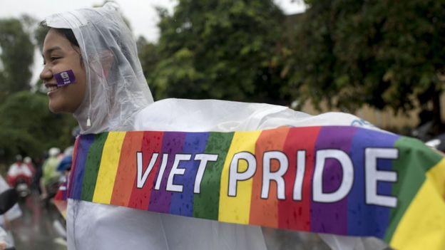 越南的同志運動。