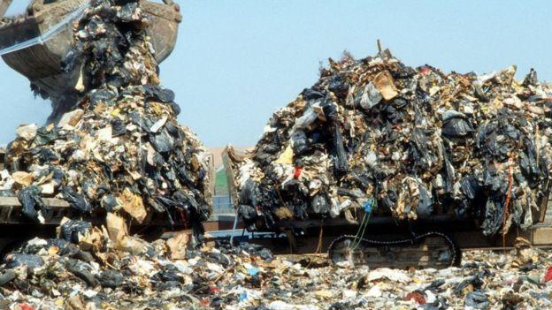 Staten Island çöplüğü