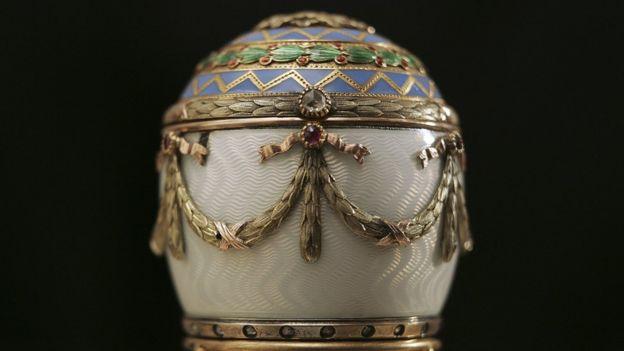 Ovo de Fabergé
