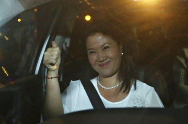 Fujimori pide perdón por defraudar a sus compatriotas y agradece indulto
