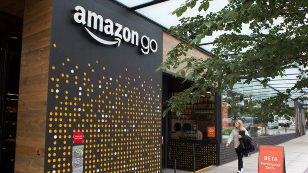 Tienda Amazon Go