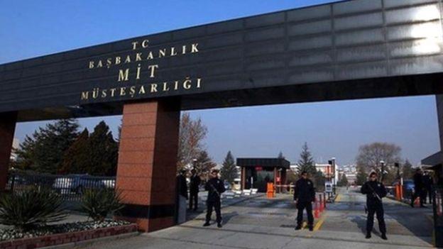 MİT Müsteşarlığı Ankara