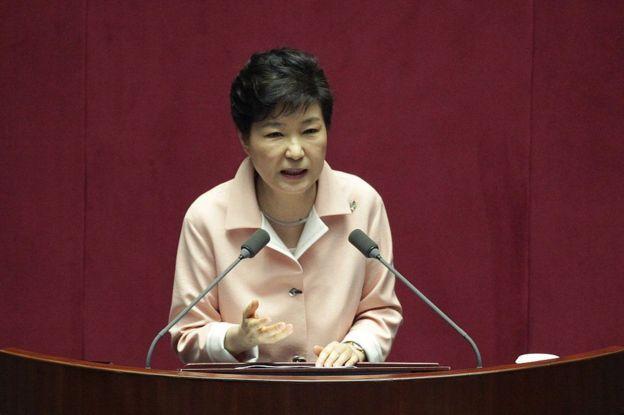 El Parlamento votó para hacerle un juicio político a la presidenta.
