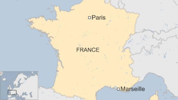 france wildfires near marseille contained bbc news