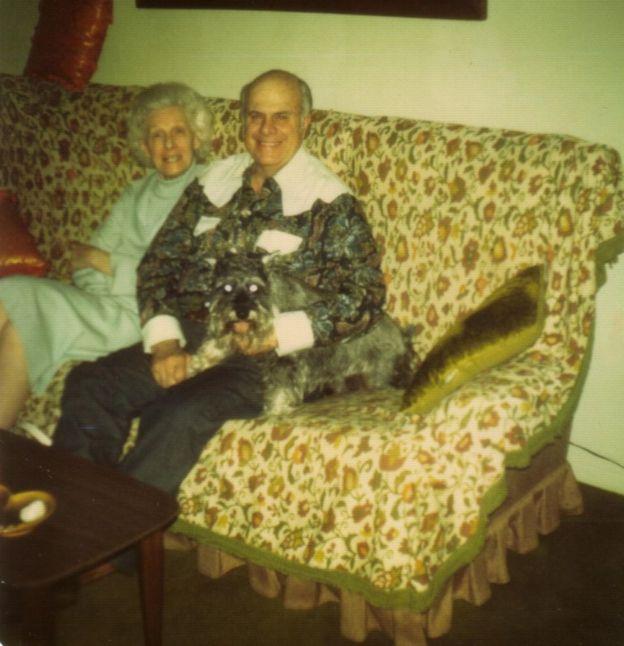 Mae (izquierda) quien murió en 1986 y Sonny (derecha) que falleció en 2004, se cambiaron el apellido a Brown para no ser discriminados. (Foto: gentileza Mario Gomes - Myalcaponemuseum.com)