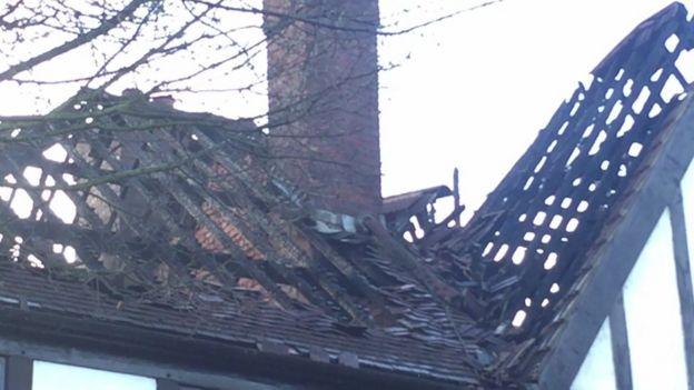 Пожар на юго-западе Лондона: двое погибших