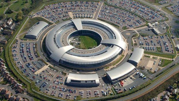 該中心是英國情報機構政府通訊總部的一部分