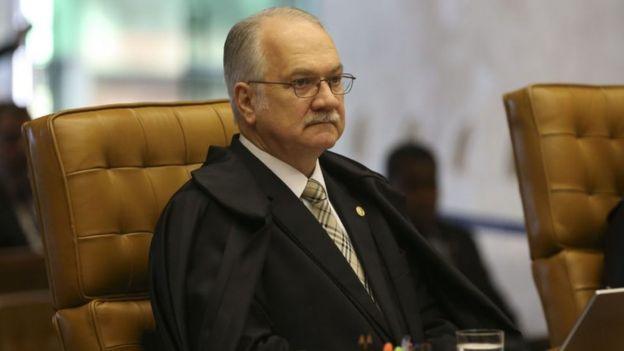 Ministro Edson Fachin (STF)