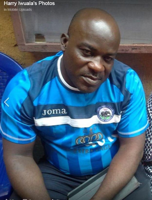 Harry Iwuala