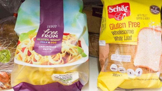 Produtos gluten-free