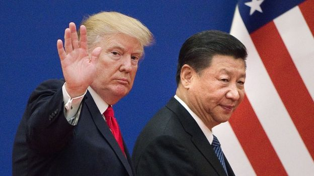 President Trump and President Xi