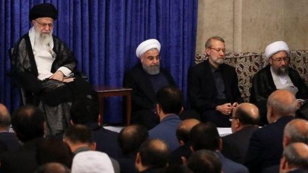 رهبران جمهوری اسلامی