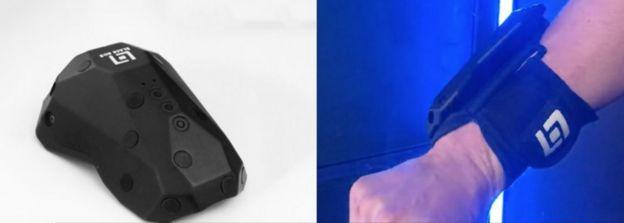 Controles del VR. (Foto: Black Box VR)