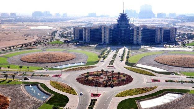 Dubái (Foto: DSO).