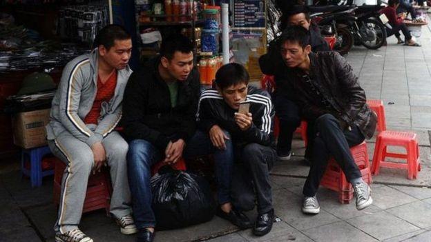 在越南,社交网络越来越受到人们的欢迎