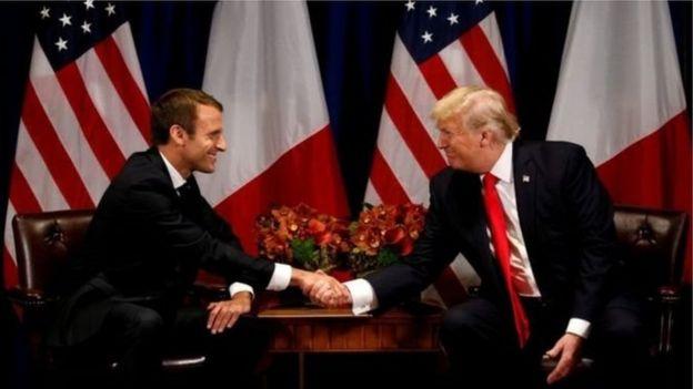 صدر ٹرمپ اور میخواں