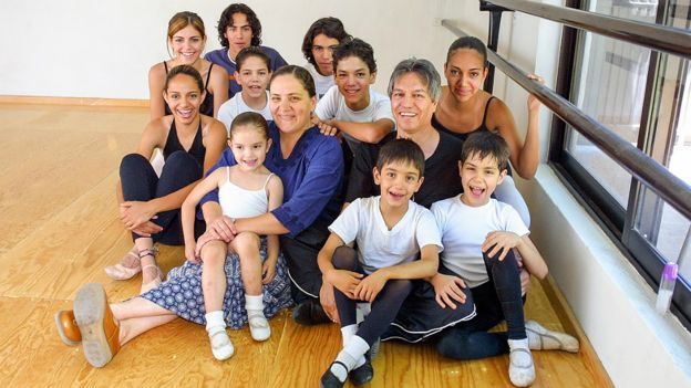 Familia de Isaac Hernández