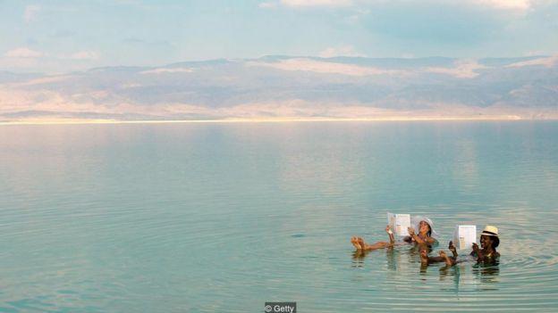 Ölü dənizi fosilinizin qorunması üçün münasib yer ola bilər