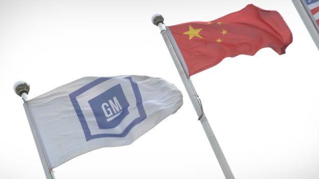 General Motors có doanh thu bán xe hơi tại Trung Quốc cao hơn tại Mỹ 70%