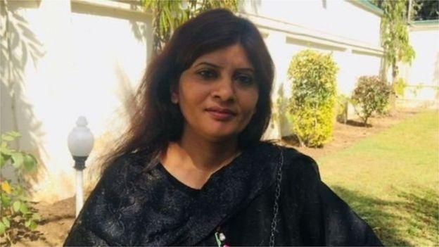 முதல் முறையாக பாகிஸ்தான் நாடாளுமன்ற உறுப்பினராக இந்து சமய பெண் தேர்வு