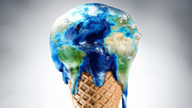 planet and climate change