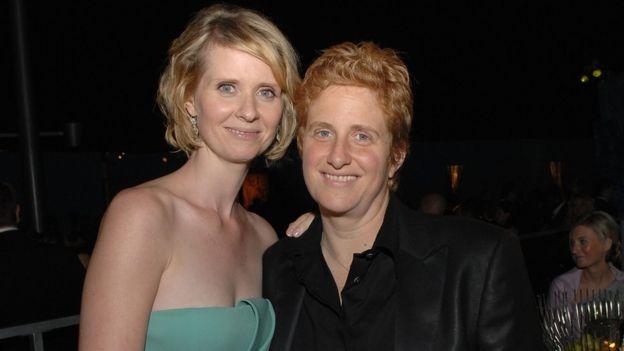 تزوجت نكسون صديقتها كرستين مارينوني عام 2012