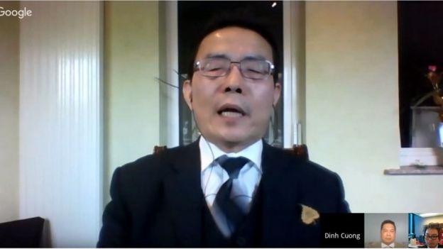 Nhà báo Lương Đình Cường