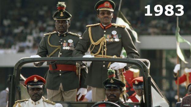 Nigerian government - Maj. Gen. Muhammadu Buhari